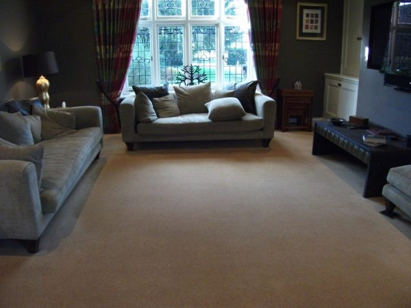 Professional Carpet Cleaning in Bedfordshire