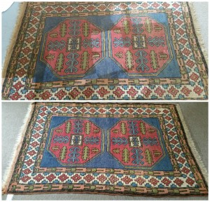 Oriental Rug Cleaning in Bedfordshire B4 &After from www.fivestarfurnishingcare.co.uk