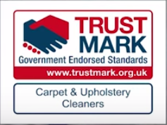 Trust Mark Professional Carpet Cleaners in Bedfordshire