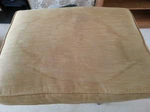 Stain on furniture