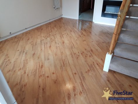 Karndean floor cleaning Luton Bedfordshire