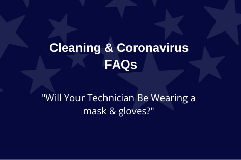 Will your technician be wearing a mask & gloves