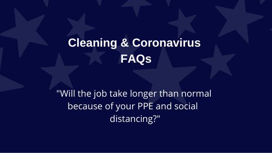 Carpet cleaning & coronavirus